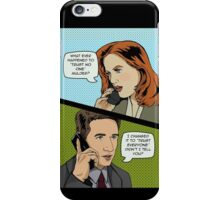 Xchange iPhone Case/Skin