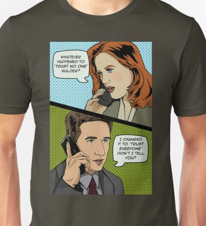 Xchange Unisex T-Shirt