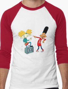 hey arnold Men's Baseball ¾ T-Shirt