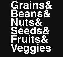 Grains & Beans & Nuts & Seeds & Fruits & Veggies Unisex T-Shirt