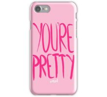 Love Me, Love Me Not: You're Pretty...Weird iPhone Case/Skin