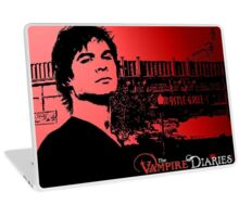 Damon-Mystic Grill Laptop Skin
