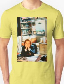 DANA SCULLY x files T-Shirt