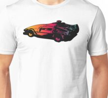 Delorean Unisex T-Shirt