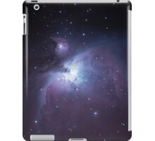 The great nebula in Orion iPad Case/Skin