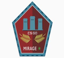 Counter strike global offensive|cs go|Mirage|Maps Kids Clothes