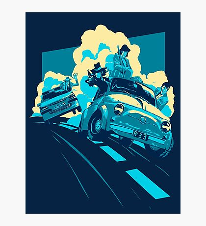Lupin the 3rd Photographic Print