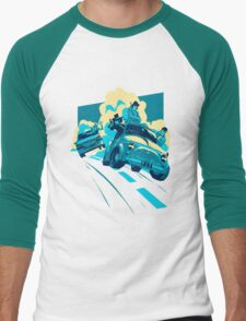 Lupin the 3rd Men's Baseball ¾ T-Shirt