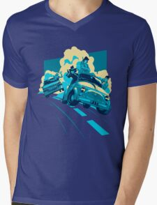 Lupin the 3rd Mens V-Neck T-Shirt