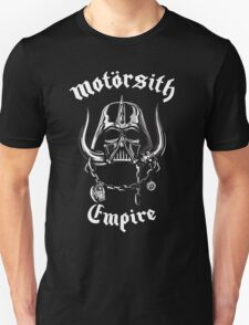 Motorsith Empire Black T-Shirt
