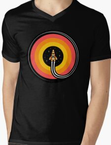Into The Outer Mens V-Neck T-Shirt