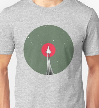 Headed to Mars Unisex T-Shirt