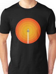 Cruising Past The Sun Unisex T-Shirt
