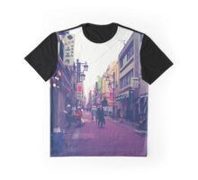 Walking Through The Streets Graphic T-Shirt