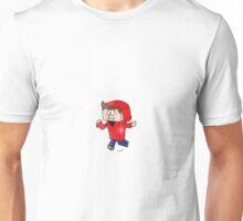 izzi - izzi Minecraft Style  Unisex T-Shirt