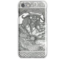 A Gaggle of Goblins iPhone Case/Skin