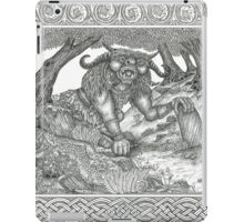 A Gaggle of Goblins iPad Case/Skin