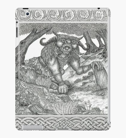 A Gaggle of Goblins iPad Case/Skin
