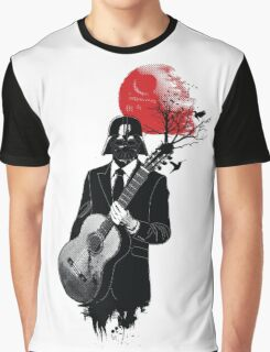 DARTH VADER GUITARIST Graphic T-Shirt