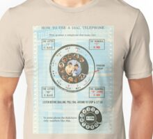 Tell A Phone-O Unisex T-Shirt