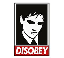 disobey peng Photographic Print