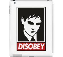 disobey peng iPad Case/Skin