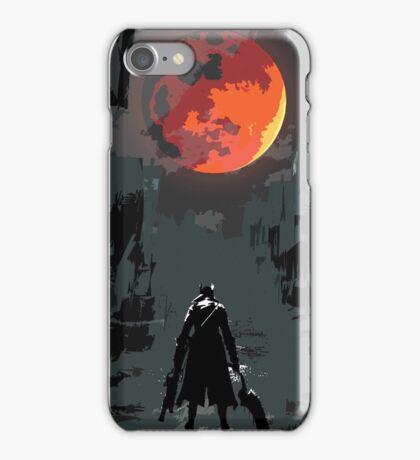 Bloodborne_TheHunt iPhone Case/Skin
