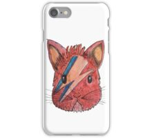 BOWIE BUNNY  iPhone Case/Skin
