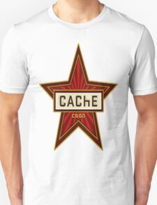 Counter strike global offensive|cs go|Cache|Maps T-Shirt