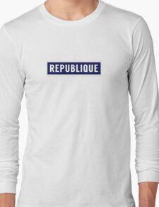 REPUBLIQUE Metropolitain Long Sleeve T-Shirt