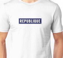 REPUBLIQUE Metropolitain Unisex T-Shirt