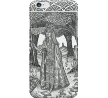 The Mistletoe King iPhone Case/Skin