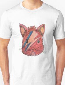 BOWIE BUNNY  Unisex T-Shirt