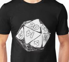 D20 Dice Unisex T-Shirt