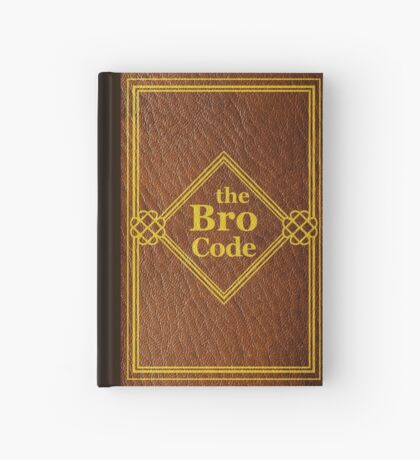 HIMYM - The Bro Code Hardcover Journal