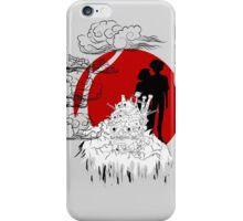 Janapese Castle iPhone Case/Skin