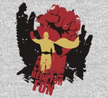 Hero for fun by Ilona Hibernis