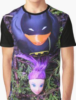 Adventures Of Bat-duck - Decapitation Scene Graphic T-Shirt
