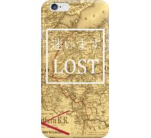 Let's get Lost together iPhone Case/Skin