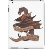 Smaug the Terrible iPad Case/Skin
