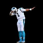 Dab On Them Cam Newton by oli5eh