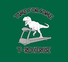 T-Rexcercise! Unisex T-Shirt