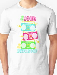 Be Loud BEWAKOOF T-Shirt