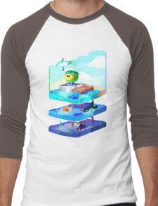 Let's go on an adventure Men's Baseball ¾ T-Shirt