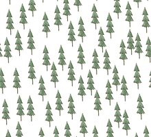 Spruce pattern by juliafast77