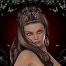 A Beautiful Woman by LoneAngel