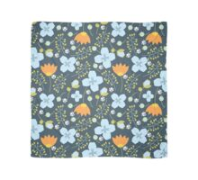 Twigs and blossom foral pattern Scarf