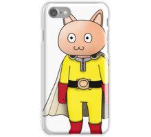 One Punch-Cat iPhone Case/Skin