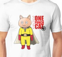 One Punch-Cat Unisex T-Shirt