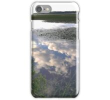 Summer Evening On the Hudson iPhone Case/Skin